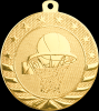 Starbrite Basketball Medal Basketball Trophy Awards