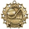 Golf Ten Star Medal Golf Awards