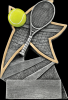 Tennis Jazz Star Resin  Jazz Star Resin Trophy Awards