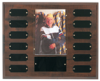 Cherry Finish Photo Perpetual Plaque Perpetual Plaques