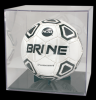 Basketball/Soccer Ball Display Cases Soccer Display Case