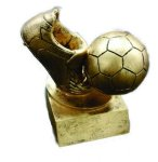 Season Special 4.5 Resin Soccer Award !!! Trophies - Season Special !!!