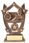 3D Sport Stars Track 3D Sport Stars Resin Trophy Awards