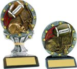 Football - All-star Resin Trophy All Star Resin Trophy Awards