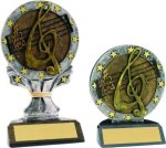 Music - All-star Resin Trophy All Star Resin Trophy Awards