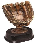 Baseball Glove Baseball Trophy Awards