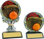 Basketball - All-star Resin Trophy Basketball Awards