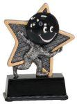 Bowling LittlePal Resin Trophy Bowling