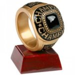 Champion Ring Resin Championship Resin Trophy Awards
