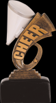Headline Cheer Resin Cheerleading Trophy Awards