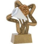 Cheer Stars & Stripes Cheerleading Trophy Awards