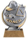 Motion X Coach 3-D Coach Trophy Awards