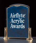 Marble Design Series Acrylic Award Corporate Acrylic Awards