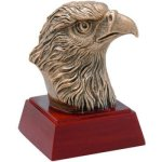 Eagle Head Resin Eagle Trophy Awards