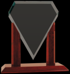 Royal Marquis Diamond Glass Award Employee Awards