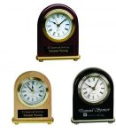 Arch Desk Clock Employee Awards