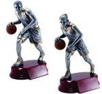 Basketball Resin Excellence Resin Trophy Awards