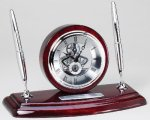 Desk  Clock Set Award Executive Gift Awards