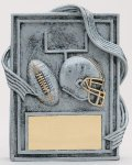 Football Resin Plaque Football Trophy Awards