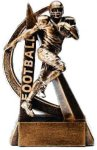 Football Resin Trophy Football