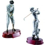 Vintage Golf Resin Golf Awards