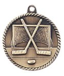 High Relief Hockey Medal High Relief Medallion Awards