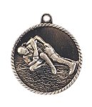 High Relief Wrestling Medal High Relief Medallion Awards