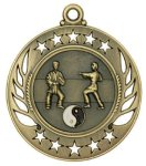 Martial Arts Karate Galaxy Medal Karate Trophy Awards