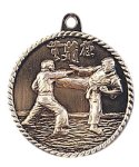 High Relief Martial Arts Karate Medal Karate Trophy Awards