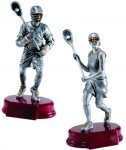 Lacrosse Resin Lacrosse Trophy Awards