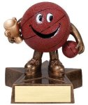 Little Buddy Basketball Little Buddy Resin Trophy Awards