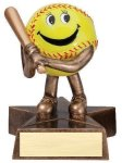 Little Buddy Softball Little Buddy Resin Trophy Awards