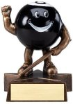 Lil'Buddy Billiards Award Little Buddy Resin Trophy Awards