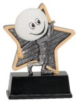 Golf LittlePal Resin Trophy Little Pals Resin Trophy Awards