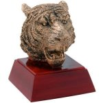 Tiger Resin Mascot Resin Trophy Awards