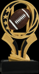 Football Midnight Star Resin MidNight Star Resin Trophy Awards