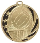 Volleyball MidNite Star Medal Midnite Star Medal Awards