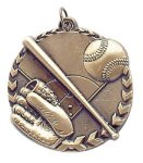 Millennium Baseball or Softball Medal Millennium Medallion Awards