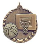 Millennium Basketball Medal Millennium Medallion Awards