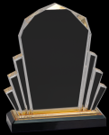 Faceted Impress Acrylic Mirrored Acryic Awards