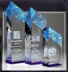 Tower Mirrored Acryic Awards