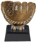 Motion X Baseball Glove Misc. Resin Trophy Awards
