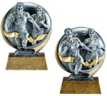 Motion X Track 3-D Motion X Action 3D Resin Trophy Awards
