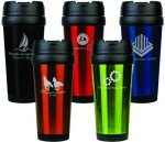 Stainless Steel Travel Mug Without Handle Mugs, Koozies, & Glasses