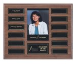 Recognition Pocket Perpetual Photo Plaque Photo Perpetual Plaques