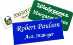 Name Badge Plates, Signs, & Name Badges