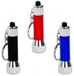 5 LED Flashlight With Keychain Pocket Accessories