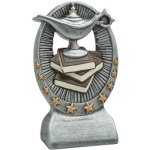 Lamp of Knowledge RG Resin Trophy Awards
