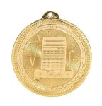 Math BriteLazer Academic Medal Scholastic Trophy Awards