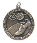 Shooting Star Track Medal Shooting Stars Medallion Awards